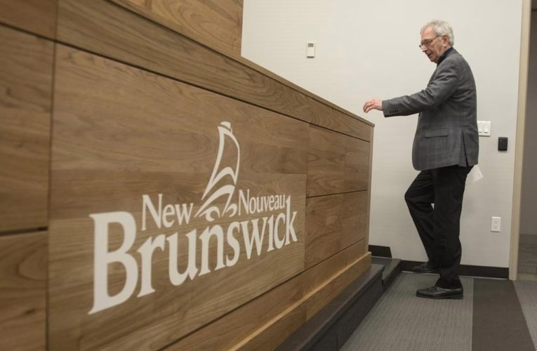 N.B. premier expected to address N.S. border blockade at COVID-19 briefing
