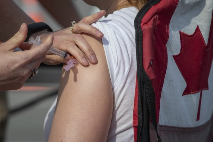 Ontario reports 530 new COVID-19 cases, 7 deaths; 186K more vaccines administered