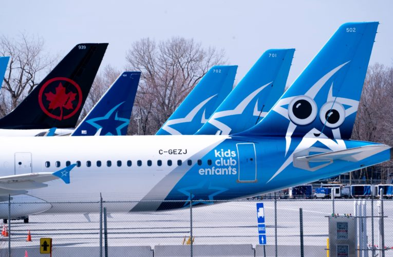 Transat AT plans to resume flying by end of July