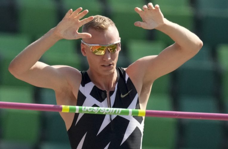 Australian Olympic track team isolating after U.S. athlete tests positive for COVID-19