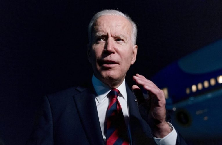 Biden pleads with Americans to get COVID-19 vaccines: 'It's gigantically important'