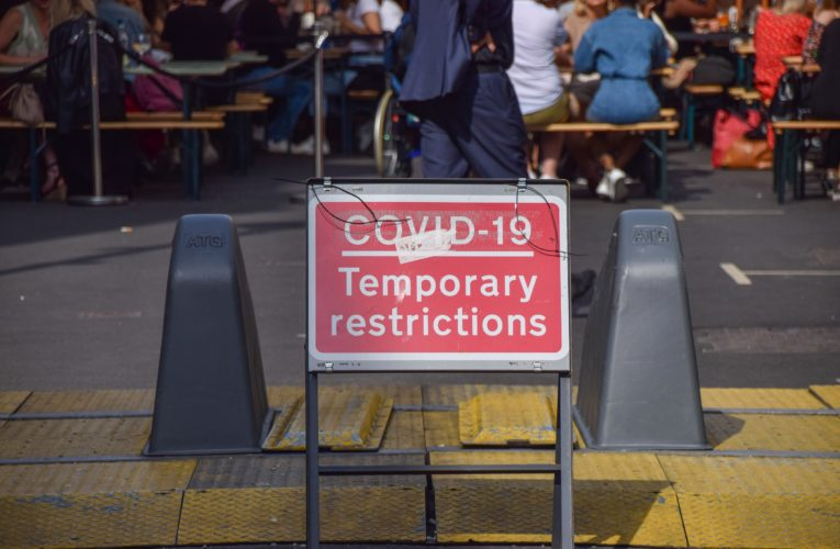 Britain to lift all remaining COVID-19 restrictions by July 19, health chief says