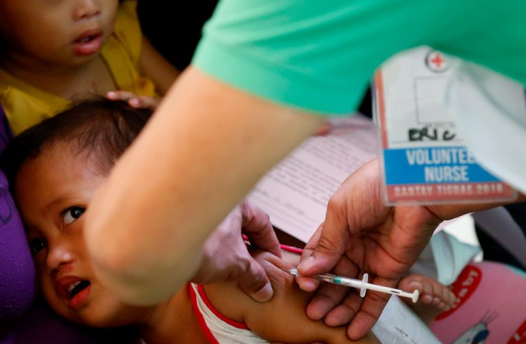 COVID-19 has caused nearly 23 million children to miss routine vaccinations: UN