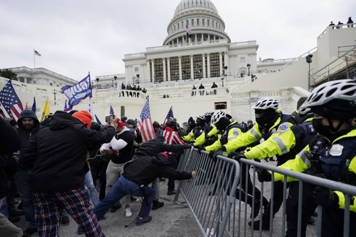 FBI still working to track down U.S. Capitol rioters 6 months after deadly siege
