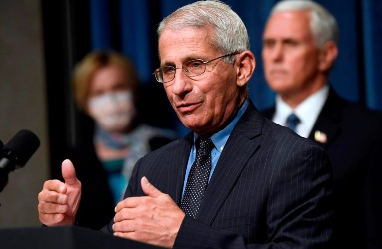 Fully vaccinated Americans do not need COVID-19 booster shots right now: Fauci