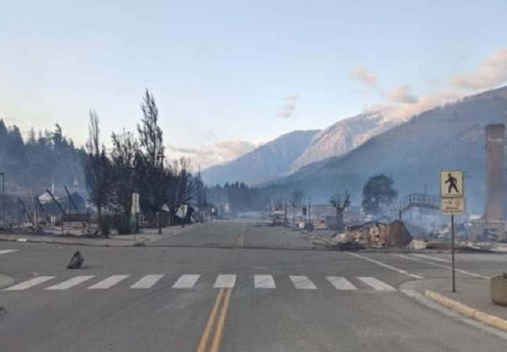 'I am concerned.' B.C. wildfires could lead to higher home insurance rates