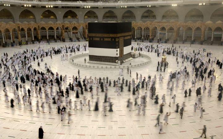 Masks, robots, bracelets: How COVID-19 has transformed hajj for Muslim pilgrims