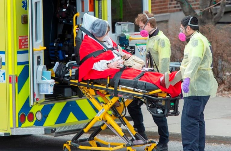 Pandemic has worsened staff shortages in hospital emergency rooms: Montreal doctors