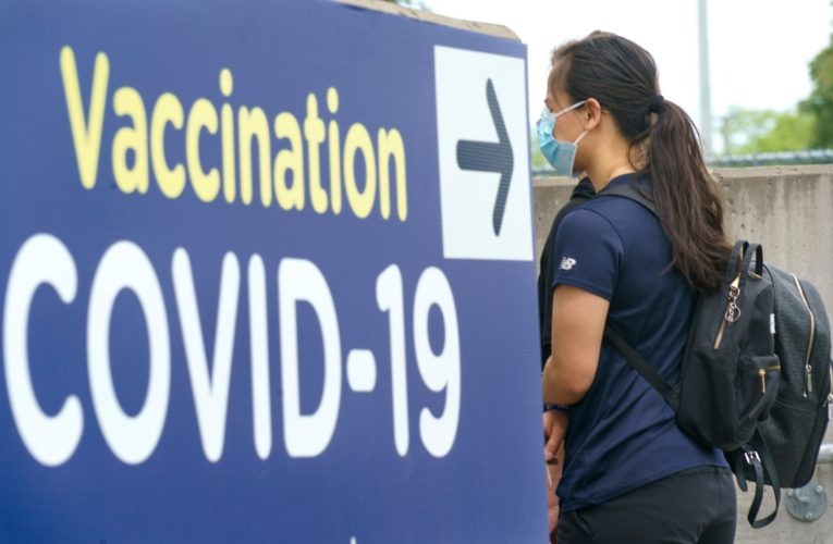 Quebec announces COVID-19 vaccine lottery to drive up numbers
