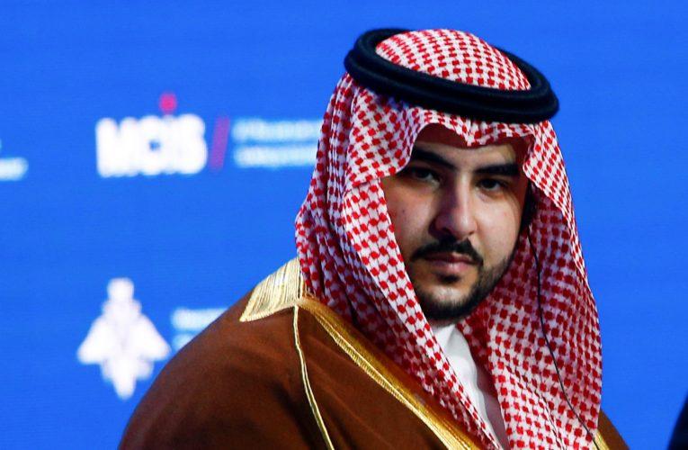 U.S. hosts Saudi crown prince brother in first high-level visit since Khashoggi killing