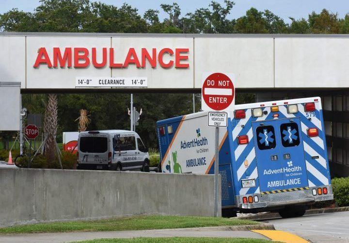 Florida's COVID-19 hospitalizations surpass 10,200 setting pandemic record