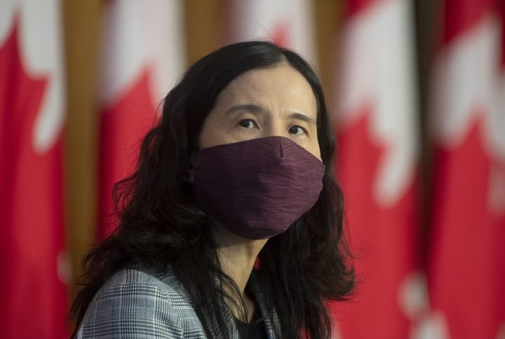 Fourth wave of COVID-19 now underway in Canada, Dr. Theresa Tam says