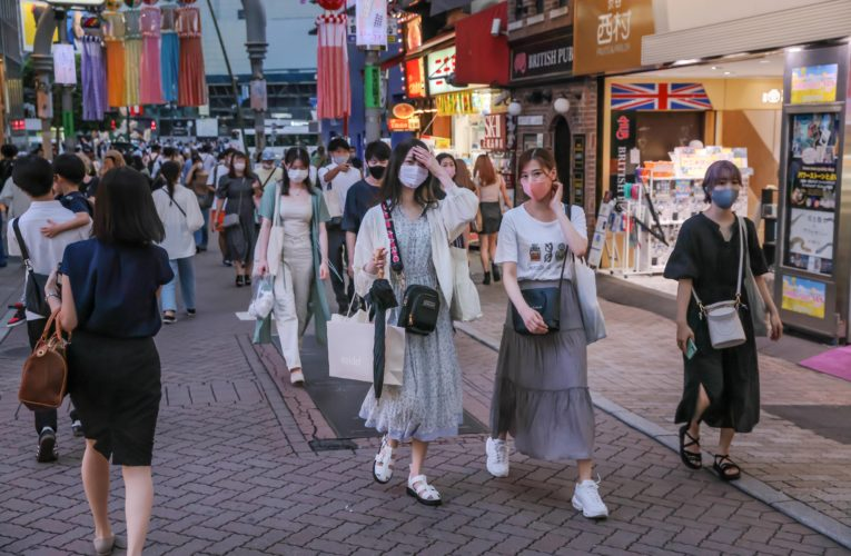 Japan's pandemic entering 'new phase' as Tokyo COVID-19 cases hit record high
