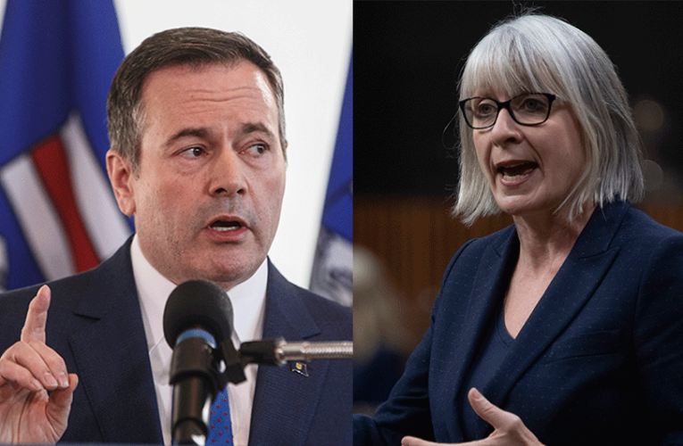 Kenney says he won't 'take a lecture' from feds on COVID-19 in Alberta
