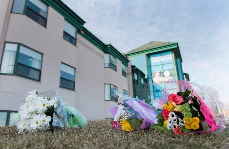 No criminal charges to be laid against CHSLD Herron over COVID-19 deaths