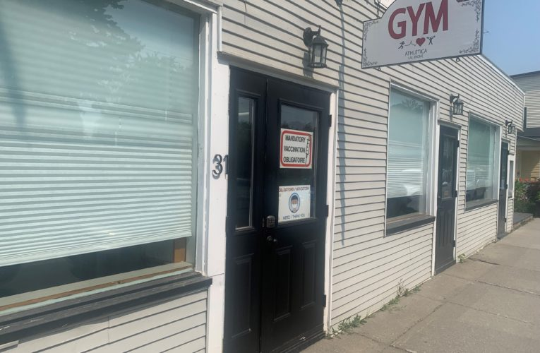 Quebec gym owner facing threats over policy to require clients to show proof of vaccination