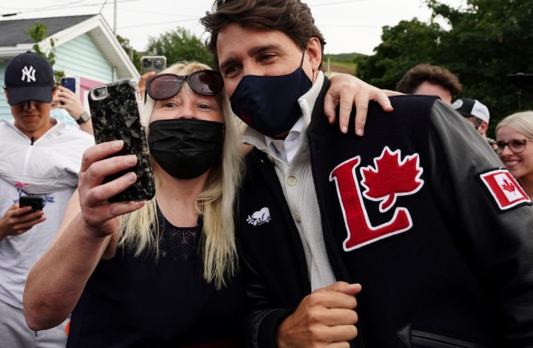 Trudeau expected to release Liberal election platform on Wednesday: sources