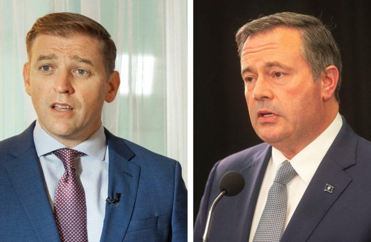 Alberta Premier Jason Kenney refused COVID-19 help from N.L. premier