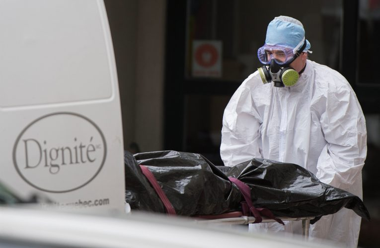 Coroner probing COVID-19 deaths in Quebec long-term care homes says workers deserve respect