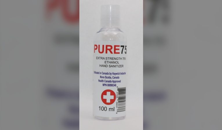 Health Canada suspends licence, issues recall for hand sanitizer containing 'elevated levels' of methanol