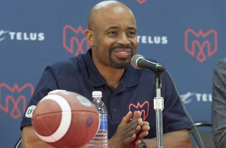 Montreal Alouettes head coach in isolation after testing positive for COVID-19