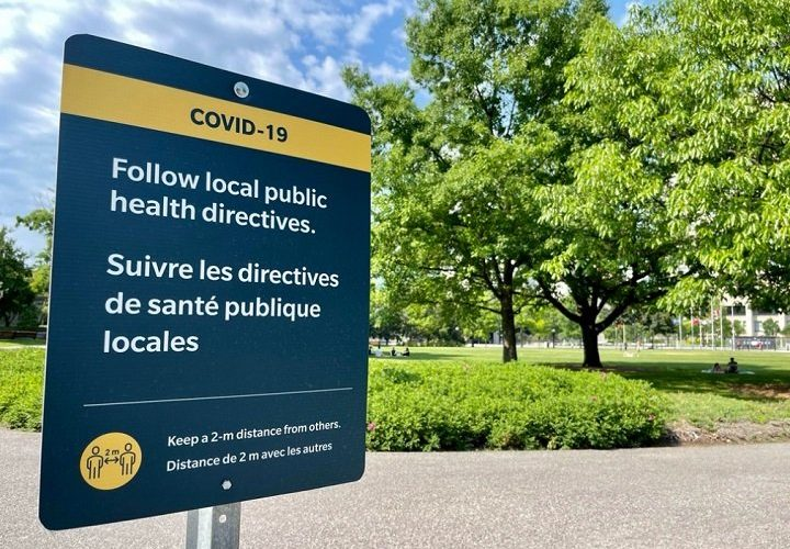 Ontario reports 610 new COVID-19 cases, 2 deaths