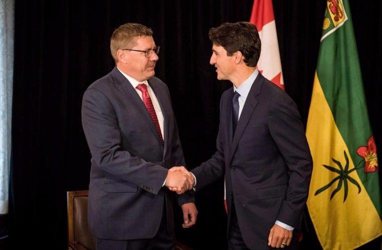 Ottawa repeats support offer to Saskatchewan