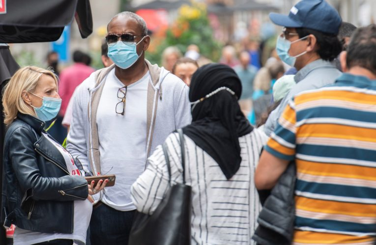 Quebec reports 757 new COVID-19 cases as spike in infections continues