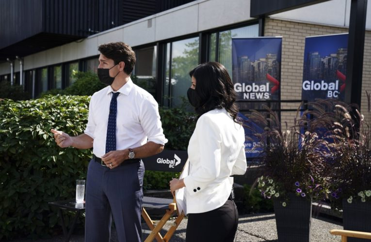 Trudeau to protesters: 'Isn't there a hospital you should be going to bother right now?'