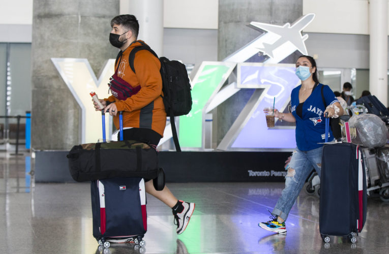 Canada lifts blanket advisory against non-essential travel introduced amid COVID-19