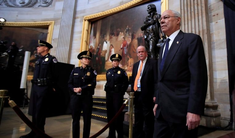 Colin Powell's age and cancer bout left him vulnerable to COVID