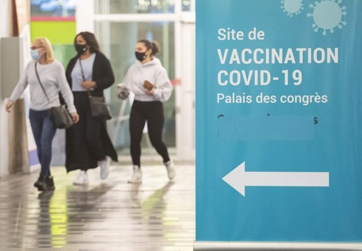 Feds could push provinces on mandatory COVID-19 vaccine for all workers: documents