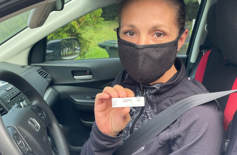 Frustrations grow over access to rapid COVID-19 testing in New Brunswick