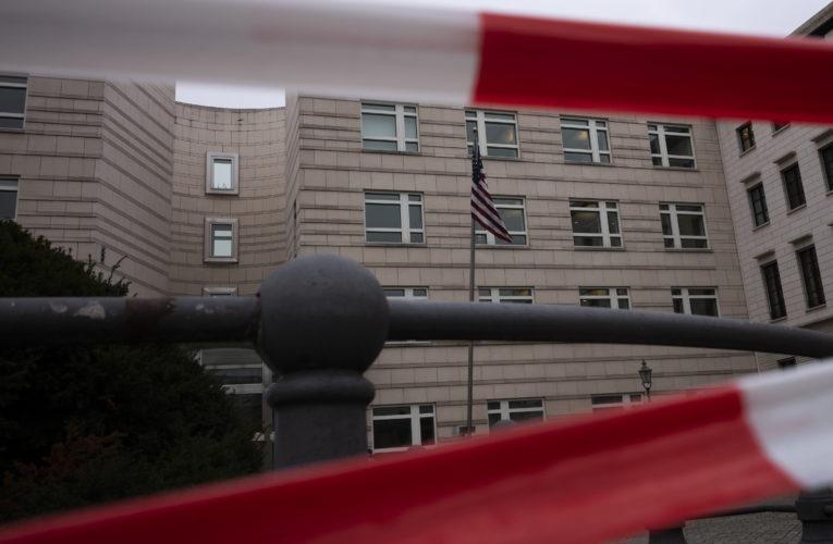 'Havana syndrome' cases at U.S. embassy in Berlin prompts police probe