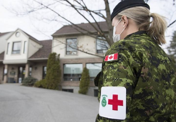 Military aid for Alberta to arrive Monday; doctors say provincial 'fire break' is more impactful step