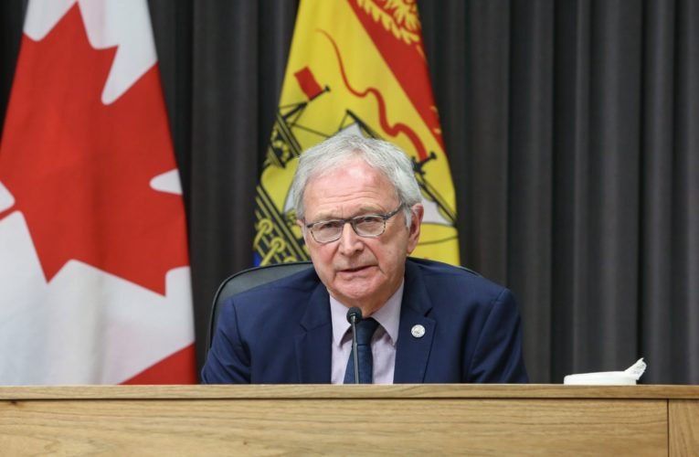 New Brunswick officials to hold COVID-19 briefing Thursday afternoon