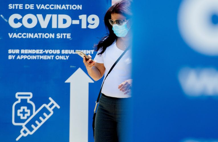 Pair of COVID-19 vaccination clinics in Montreal's east end set to close