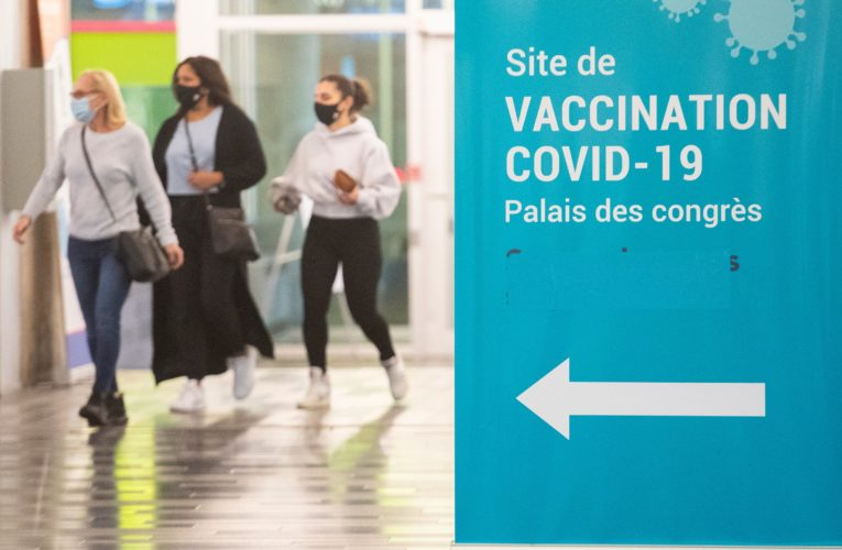 Quebec registers 436 new COVID-19 cases, 8 more deaths