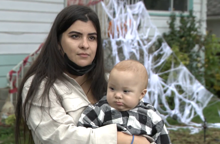 'Terrifying' and 'super scary' say B.C. parents of infant respiratory illness during COVID-19