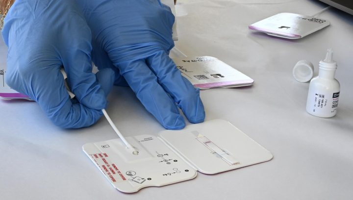 U.S. set to purchase another 180 million COVID-19 rapid tests